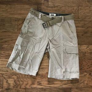 Brown men's shorts
